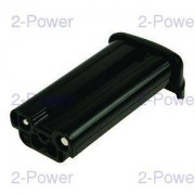 2-Power Digitalkamera Batteri Canon 12v 1650mAh (NP-E3)