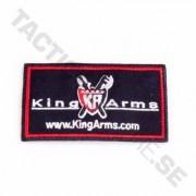 King Arms Tygmärke King Arms
