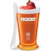 Pahar pentru Preparare Slush sau Shake Zoku ZK113 OR Portocaliu