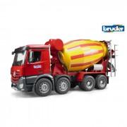 Bruder mercedes benz arocs camion betoniera 3654