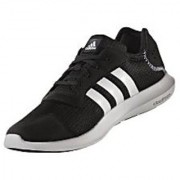 Adidas Men Black Lace-up Running Shoes