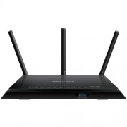ROUTER, NetGear AC1750, 4PT, WiFi Gigabit router with 2xUSB (R6400-100PES)