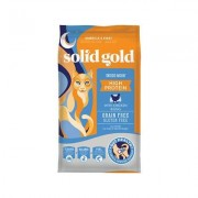 Solid Gold Indigo Moon with Chicken & Eggs Grain-Free Dry Cat Food, 12-lb bag