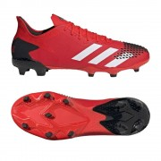 adidas Predator 20.2 FG Active Red - Rood - Size: 48 2/3