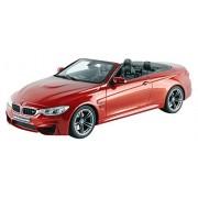 GT Spirit GT Spirit BMW M4 F83 Cabriolet Convertible Metallic Orange Resin Car Model 1/18