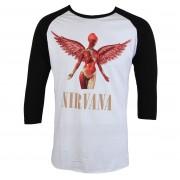 tricou stil metal bărbați Nirvana - In Utero - PLASTIC HEAD - RTNIR050