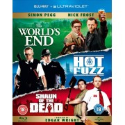 Universal Pictures The Worlds End / Hot Fuzz / Shaun of the Dead (Bevat UltraViolet Copy)