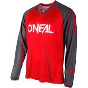 Oneal O'neal Element FR Blocker Jersey Gris/Rojo M