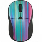 Мишка TRUST Primo, Wireless, 1000-1600 DPI, Вlack rainbow, 21479