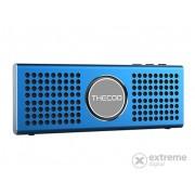Boxă portabilă Thecoo BTD708K Bluetooth, albastru