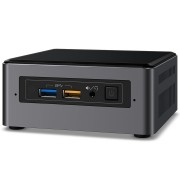 MiniPC, INTEL NUC 7th Gen /Intel i5-7260U (3.4G)/ 2.5'' HDD/SSD+NVMe/SATA M.2 SSD/ Intel Wireless-AC (BOXNUC7I5BNH)