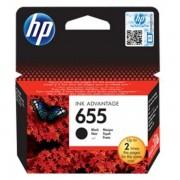 HP Originale DeskJet Ink Advantage 6525 Cartuccia stampante (655 / CZ 109 AE) nero, 550 pagine, 1.92 cent per pagina