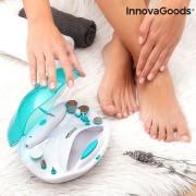 Set profesional de manichiura si pedichiura, Home Nail Salona InnovaGoods Wellness Beauté
