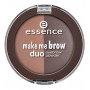 ESSENCE DUO SOMBRA DE CEJAS MAKE ME BROW 02 MIX IT BRUNETTE!
