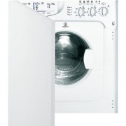 Lavadora Indesit IWME-8 Integrable 6KG 800RPM A+ Blanco
