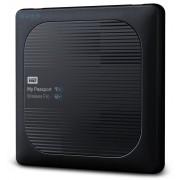 """Western Digital My Passport Wireless Pro Black 4TB USB 3.0 External 2.5"""" Hard Drive"""
