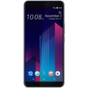 "Telefon Mobil HTC U11+, Procesor Octa-Core 2.45GHz/1.9GHz, Super LCD6 Capacitive Touchscreen 6"", 6GB RAM, 128GB Flash, 12MP, 4G, Wi-Fi, Dual Sim, Android (Argintiu) + Cartela SIM Orange PrePay, 6 euro credit, 6 GB internet 4G, 2,000 minute nationale si in"