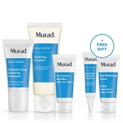 Murad Acne Control Regimen 30-Day Kit