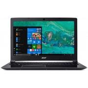A717-72G-55YC - 17.3i FHD IPS - Intel Core i5-8300H - 8GB - 512GB PCIe NVMe SSD- GeForce GTX 1050 - HM370 - WLAN ac/b/g/n + BT - Win10Home - QWERTY