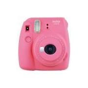 Câmera Fujifilm Instax Mini 9 - Foto Instantânea - Rosa Flamingo