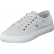 Gant 14538641 Zoe Sneaker G29 White, Skor, Sneakers & Sportskor, Låga sneakers, Vit, Dam, 40