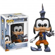 Funko Pop Goofy Gamestop Sticker Exclusivo Disney