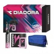Diadora Energy Fragrance Set (Eau De Parfum 100 Ml Spray + Deo Spray 150 Ml +borsello) (8033433734275)