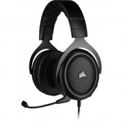 HEADPHONES, Corsair HS50 PRO STEREO, Gaming, Microphone, Carbon (CA-9011215-EU)