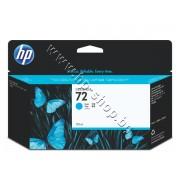 Мастило HP 72, Cyan (130 ml), p/n C9371A - Оригинален HP консуматив - касета с мастило