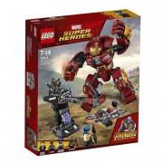 Lego Súper Héroes - Incursión Demoledora del Hulkbuster - 76104