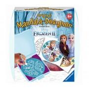 Set pentru creatie Ravensburger Mini Mandala, Frozen II