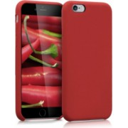 Husa iPhone 6 / 6S Silicon Rosu 40223.20