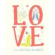 Love From Peter Rabbit, Hardcover