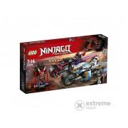 LEGO® Ninjago Ulična trka zmijskog jaguara 70639