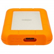 Disco Duro Externo Portátil LaCie Rugged Mini 1TB