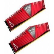 Memorie ADATA XPG Z1 Red 8GB Kit2x4GB DDR4 2400MHz CL16