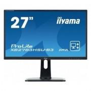 IIYAMA 27''XB2783HSU-B3 AMVA+, PIVOT, HDMI,DP,US