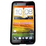 Силиконов гръб ТПУ за HTC Butterfly X920D Черен