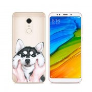 Bakeey Ultra-Thin Cartoon Painting Soft TPU Protective Case for Xiaomi Redmi 5 Plus