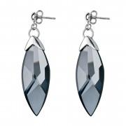 Glacon - Cercei de argint Preciosa (Chrome)