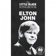 Music Sales The Little Black Songbook Elton John Songbook
