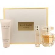 Elie Saab Le Parfum Комплект (EDP 90ml+ EDP 10ml + Body Lotion 75ml) за Жени