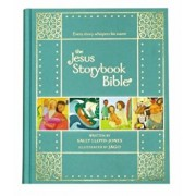 The Jesus Storybook Bible Gift Edition: Every Story Whispers His Name, Hardcover/Sally Lloyd-Jones