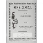 Advance Music Stick Control f.Snare Drummer Libros didácticos
