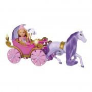 Simba Toys 105735754 Calèche De Contes Evi Love