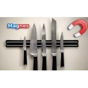 Magnetický držiak na nože, magnetická lišta na náradie 33 cm
