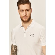 EA7 Emporio Armani - Тениска с яка