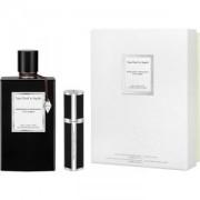 Van Cleef & Arpels Moonlight Patchouli Luxury: Eau de Parfum 75 ml + Refillable Travel Spray 5 ml