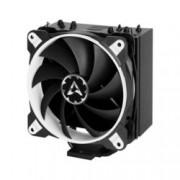 Охлаждане за процесор Arctic Freezer 33 eSports ONE, съвместимост с 2066/2011/3/1151/1150/1155/1156/ и AMD AM4, бял