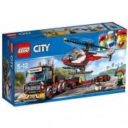 Set de constructie LEGO City Transport de Incarcaturi Grele